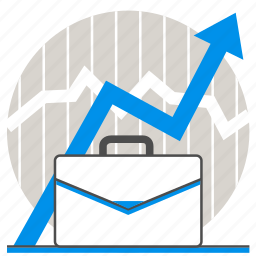 business, business growth, concept, growth icon