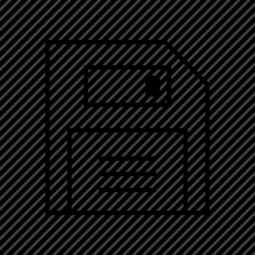 business, file, save, storage icon