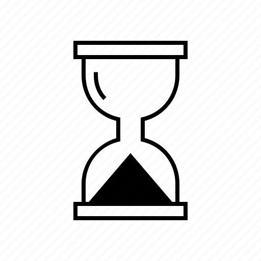 business, clock, time, timer icon