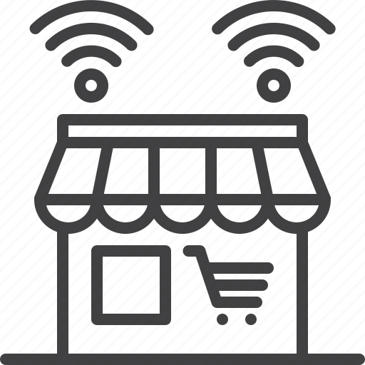 Business, cart, market, online, shop, store icon - Download on Iconfinder