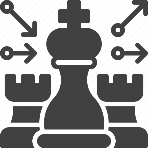 Business, chess, strategy icon - Download on Iconfinder