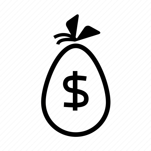 bag, business, money, payment icon icon