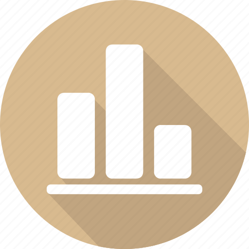 bar, chart, finance, marketing, money, office business icon