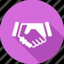 finance, handshake, marketing, money, office business