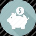 bank, finance, marketing, money, office business, piggy