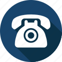 finance, marketing, money, office business, telephone icon