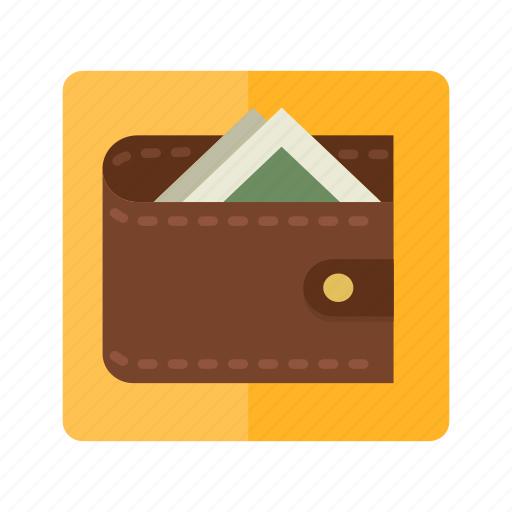 business, cash, money, wallet icon