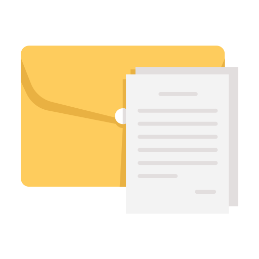 business, document, file, folder, office, paper icon