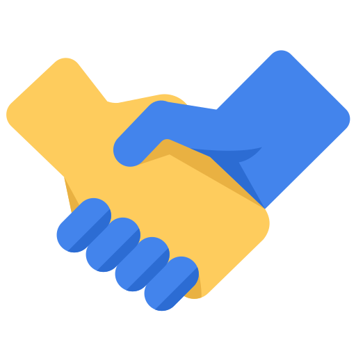 business, company, hands, join, shakehand, work icon