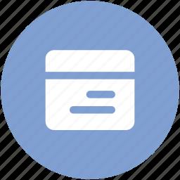 credit card, debit card, modern banking, online banking, online transaction, smart card, visa card icon