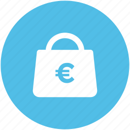 cash, cash bag, dollar, euro sack, money, money bag, money sack, payment icon
