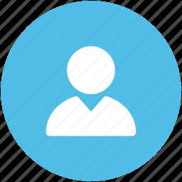 avatar, male, person, profile, user, user avatar icon