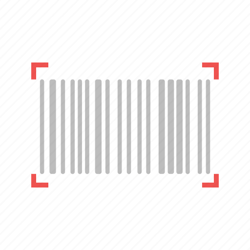 barcode, business, buy, product, scan icon