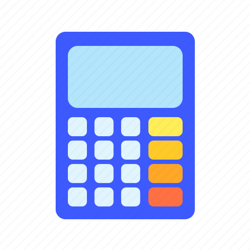 add, business, calculator, divide, multiply, subtract icon