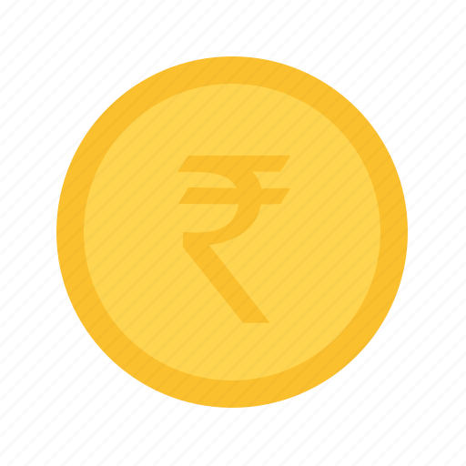 business, coin, indian, money, rupee icon