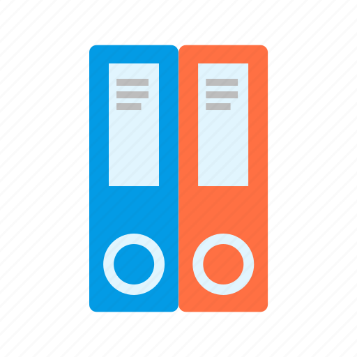 business, documents, folders, office, storage icon