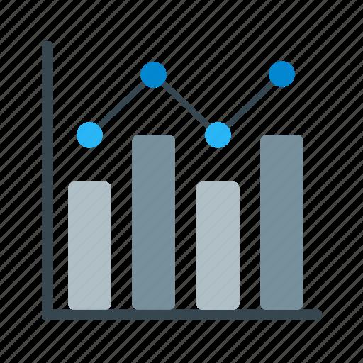 bars, business, graph, statistics, stats icon
