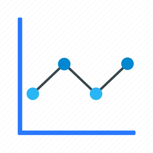 business, graph, sales, stats icon