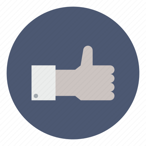 approve, business, hand, like, ok, thumbs, up icon