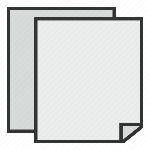 archive, blank, business, copy, document, files, paper icon