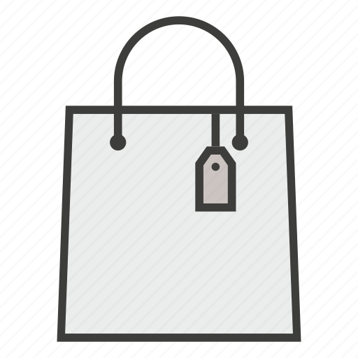 bag, business, buy, new, shop, shopping, tag icon
