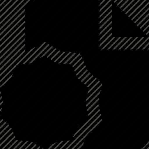 badge, file icon