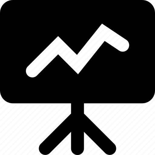 alt, presentation icon