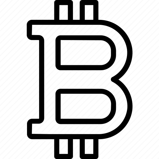 bitcoin, crypto, currency, money icon