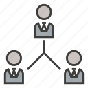 business, connections, marketing, network, networking, organization, share icon