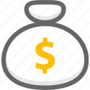 budget, business, finance, funds icon