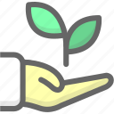 business, growing, growth icon