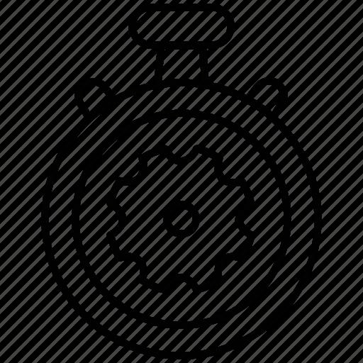 balance, employee, measurement, performance, worker icon icon