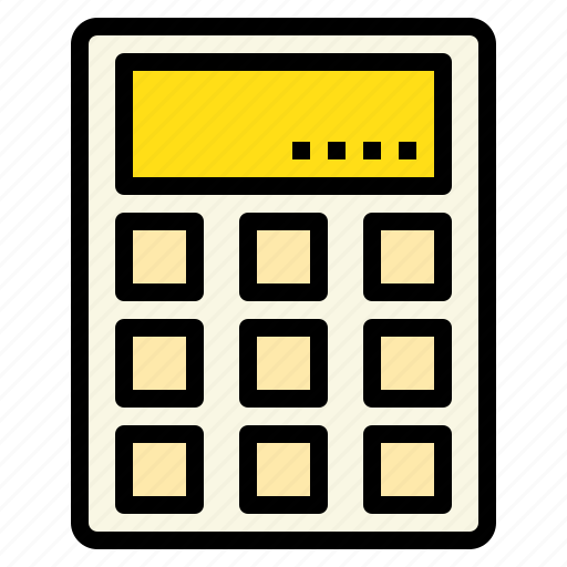 business, calculator, connection, device, marketing icon