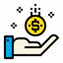 business, connection, make, marketing, money icon