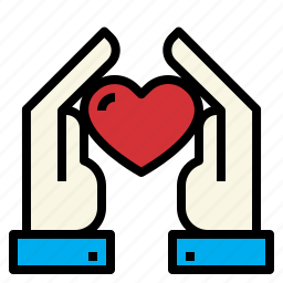 business, connection, feelings, marketing, passion icon