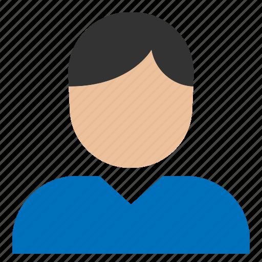 avatar, business, businessman, employee, man, worker icon
