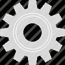 gear, tool, wheel