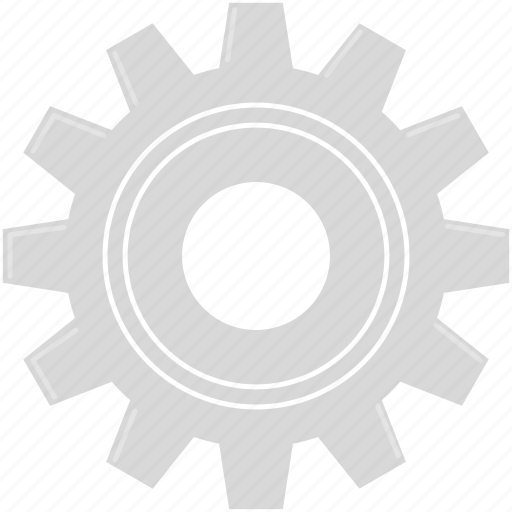 gear, tool, wheel icon