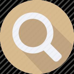 business, finance, profit, search icon