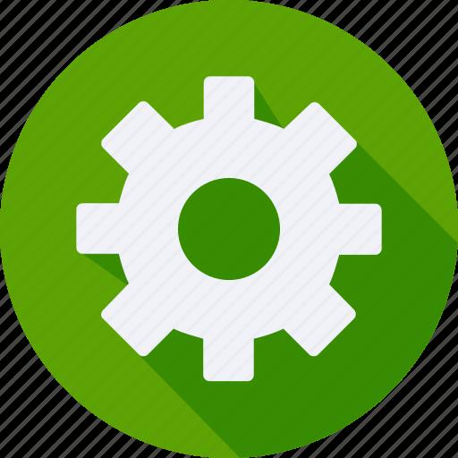 business, finance, financial, profit, settings, statistics icon