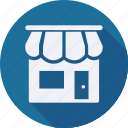 business, finance, financial, profit, shop, statistics icon
