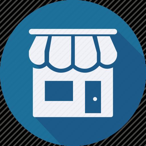 business, finance, financial, profit, shop, statistics icon