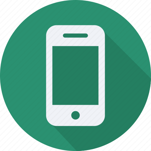 business, finance, financial, profit, smartphone, statistics icon