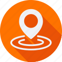 business, finance, financial, map, profit, statistics icon
