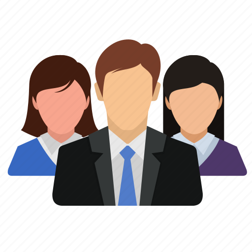 business, group, office, people, team icon
