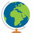 earth, geography, globe, map, world, world map icon