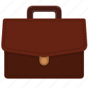 bag, briefcases, business, portfolio, suitcase icon