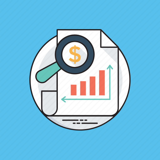 business forecast, business intelligence, further growth plan, predict revenues, sales forecasting icon