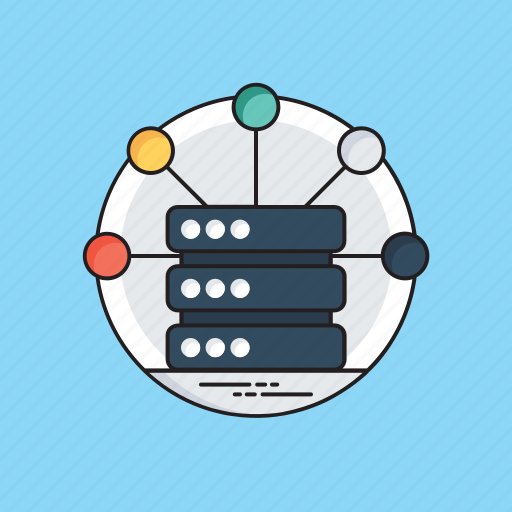 business process management, computer networking, computer programming, information technology, system integration icon