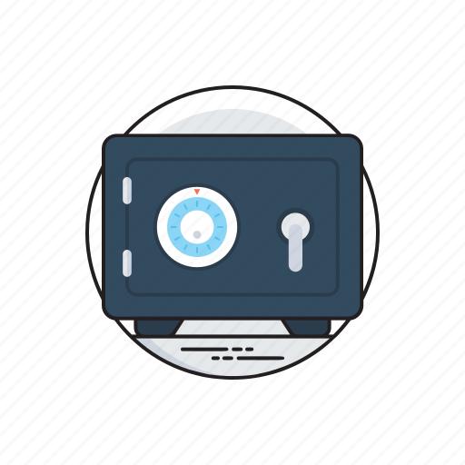compartment, locker, safe, storage, vaults icon